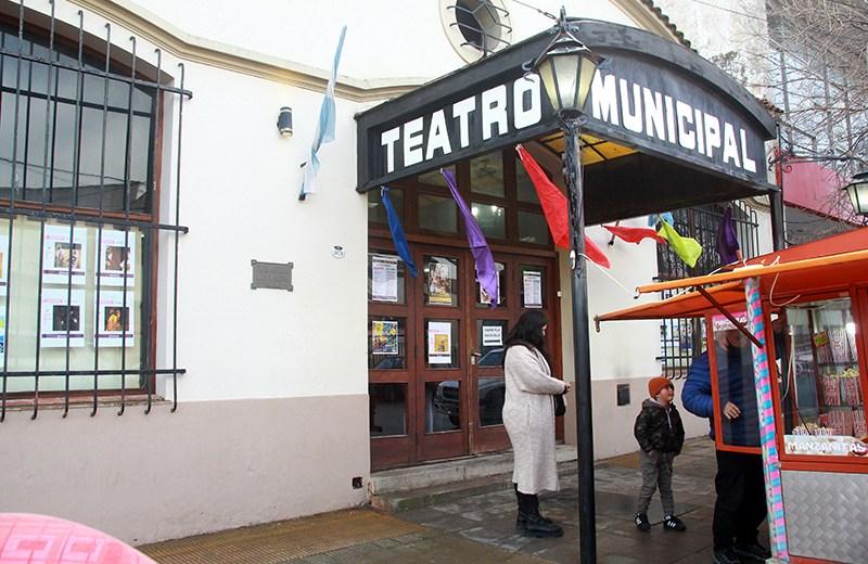 Cerrarán el Teatro Municipal para iniciar una remodelación