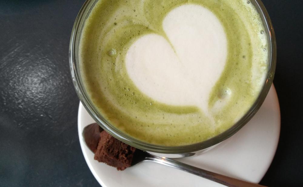 Receita de Matcha Latte // A Bebida do momento