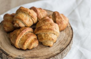croissants saudáveis