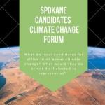 Gonzaga University Climate Change Forum