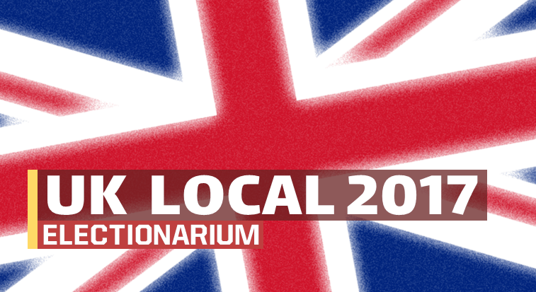 2017 UK Local Elections: Preview of The Main Event
