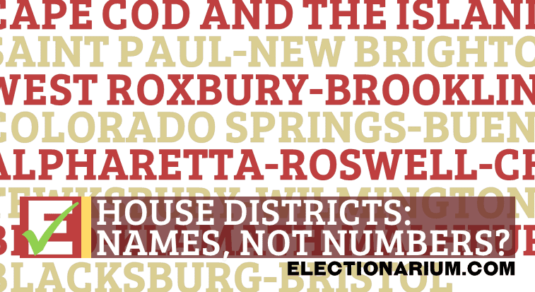 Named House Districts