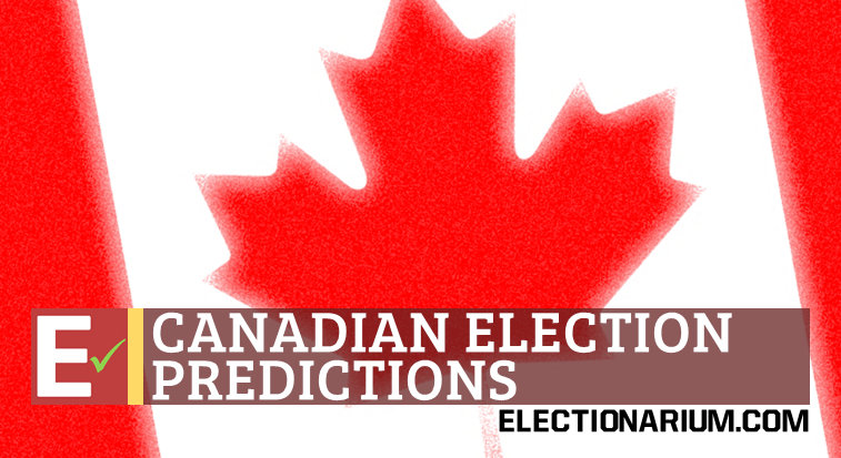 Canada Election Predictions and Calendar
