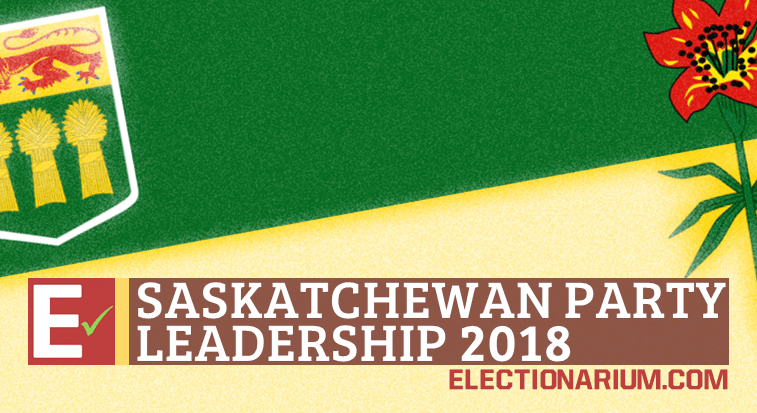 2018 Saskatchewan Party Leadership Race