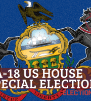 Pennsylvania-18 US House Special Election 2018