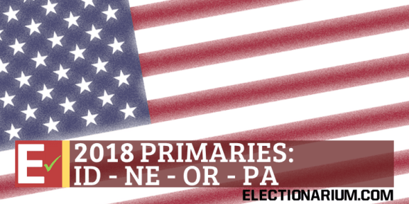2018 Pennsylvania Primary Idaho Nebraska Oregon Alabama
