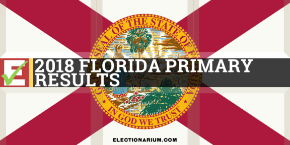 2018 Florida Primary Results