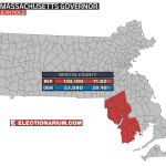 Massachusetts Governor Election Results 2018 - Bristol County