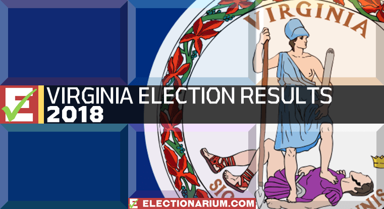 Virginia Election Results 2018