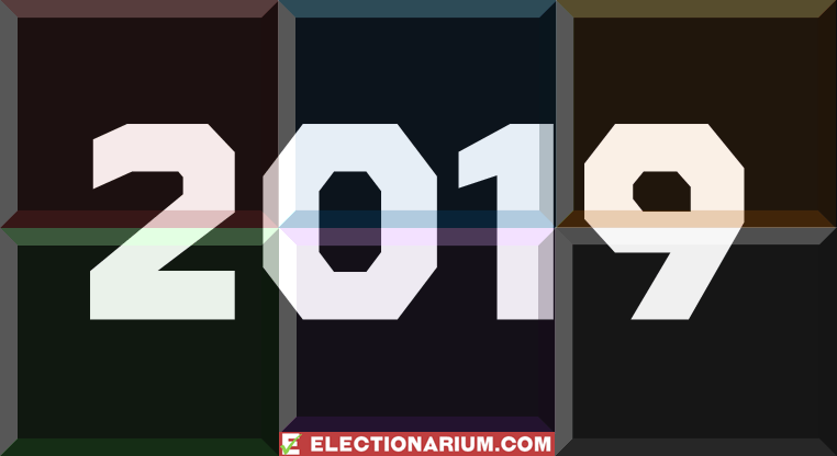 New Year's Eve 2018 and 2019 Elections