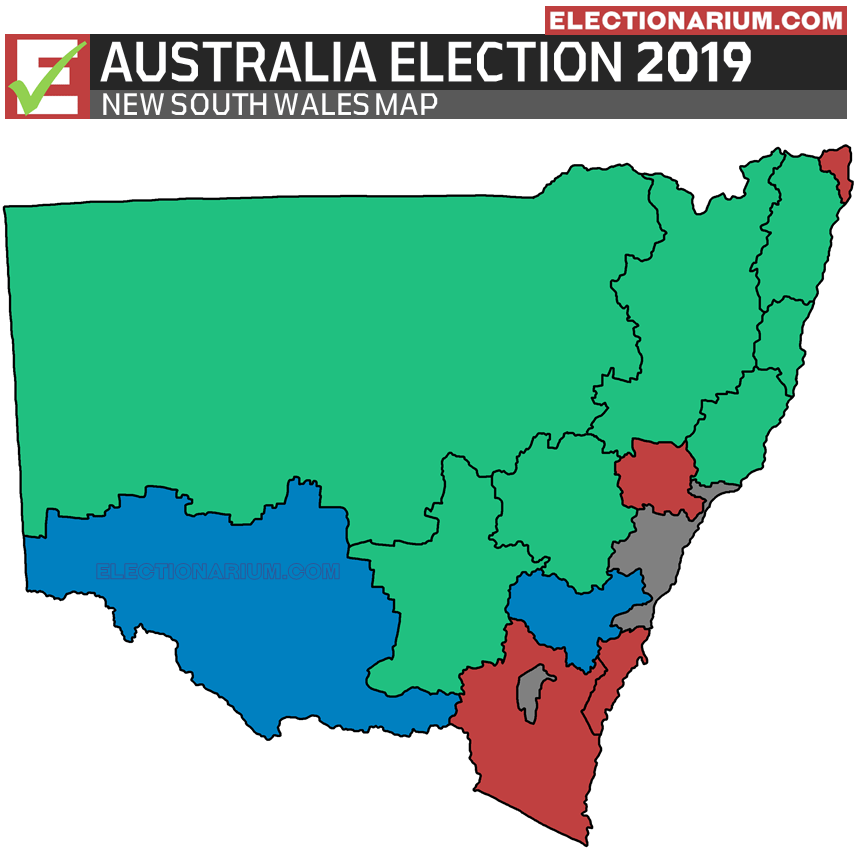 Australian Federal Election 2019 Predictions and Results - Electionarium