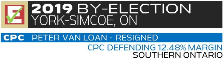 York-Simcoe 2019 By-Election