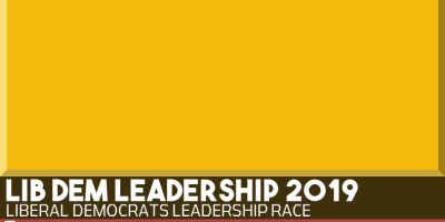2019 Liberal Democrats Leadership Election