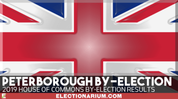 Peterborough Byelection 2019 Candidates and Results