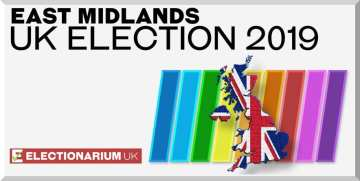East Midlands 2019 Election Results and Predictions