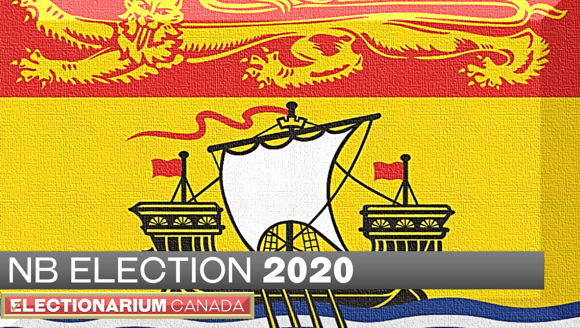 2020 New Brunswick Election