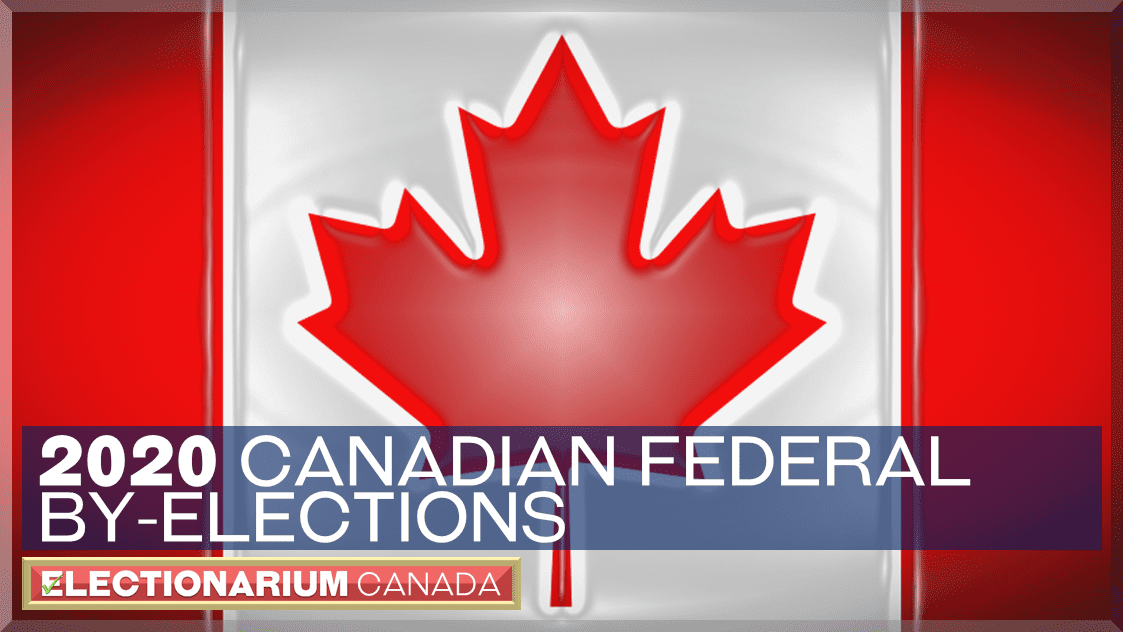 2020 Canadian Federal By-Elections