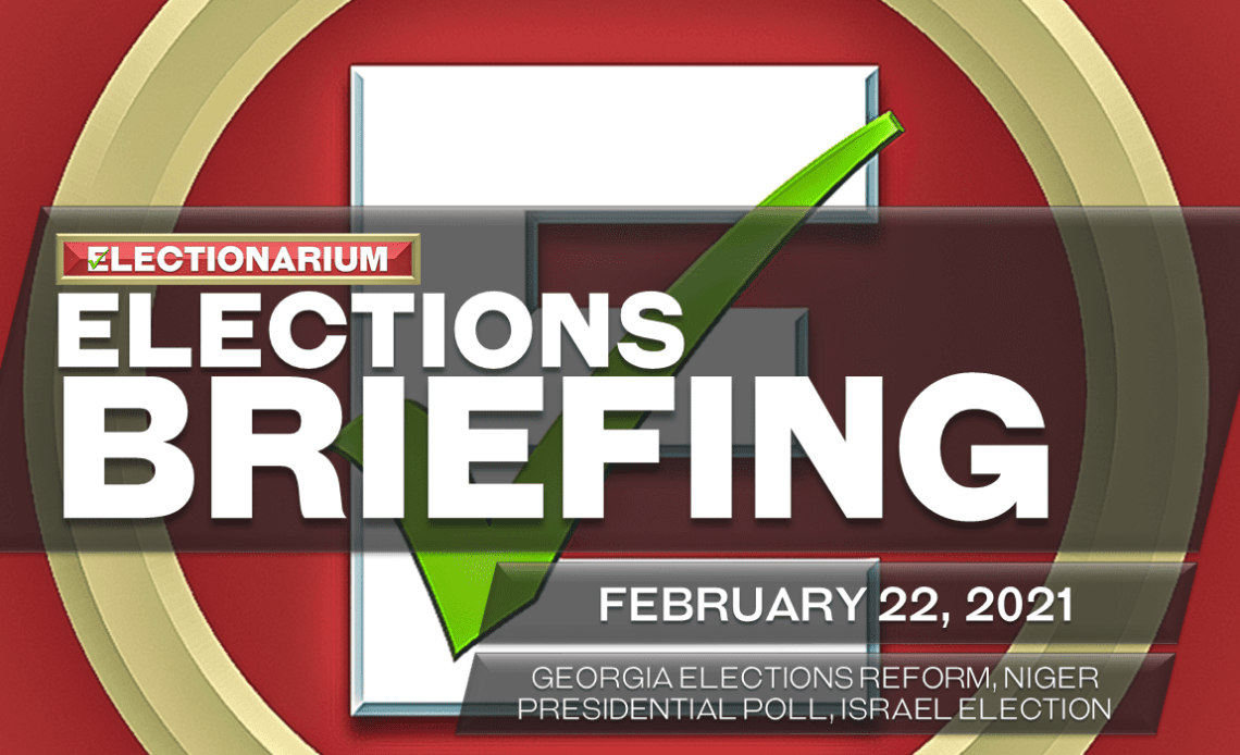 Elections Briefing 2-22-21