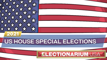 2021 US House Special Elections Pages