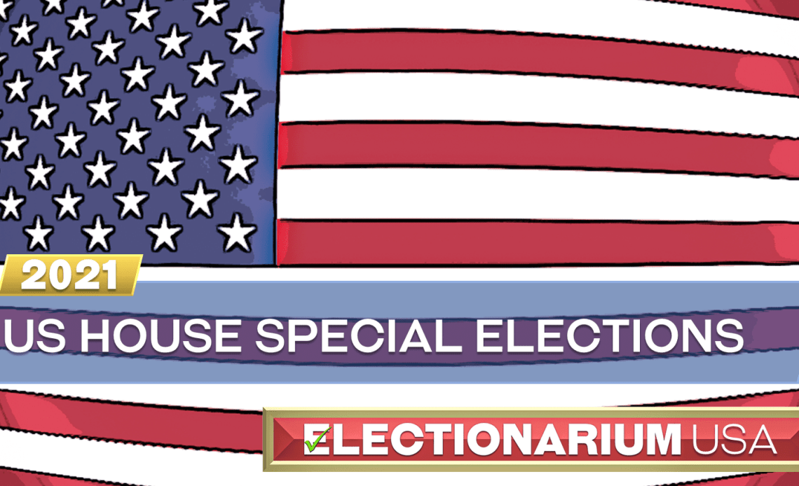 2021 US House Special Elections