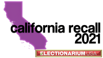 2021 California Recall Election Results and Predictions