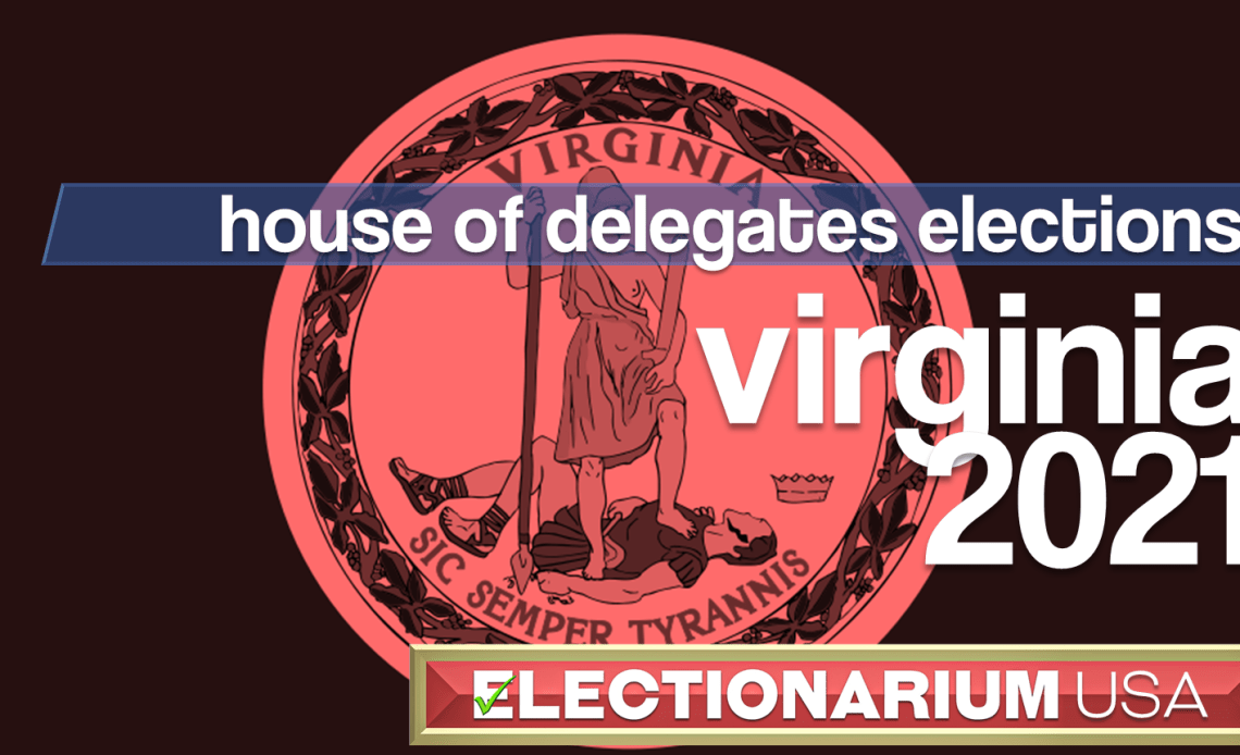 2021 Virginia House of Delegates Elections