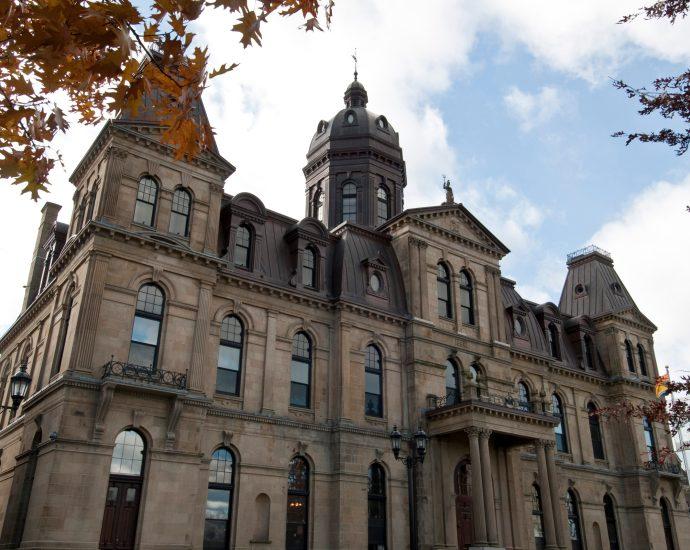 The Parliament of New Brunswick