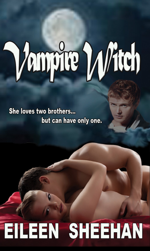 KINDLE COVER VAMPIRE WITCH