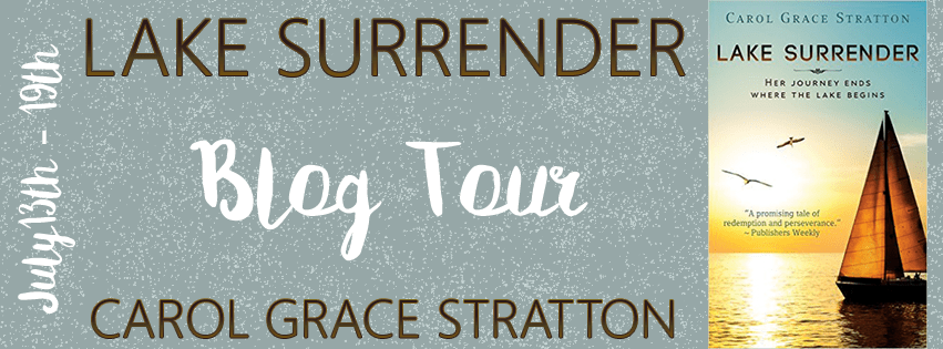 Lake Surrender Tour Banner