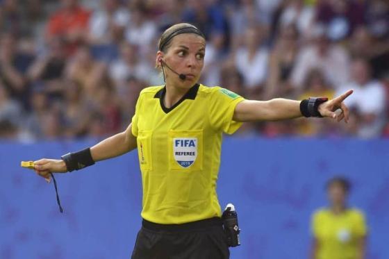 donne arbitro