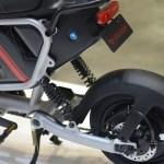 Niu Unveils New Electric Scooters Including Um Mini E Bike Scooter Hybrid
