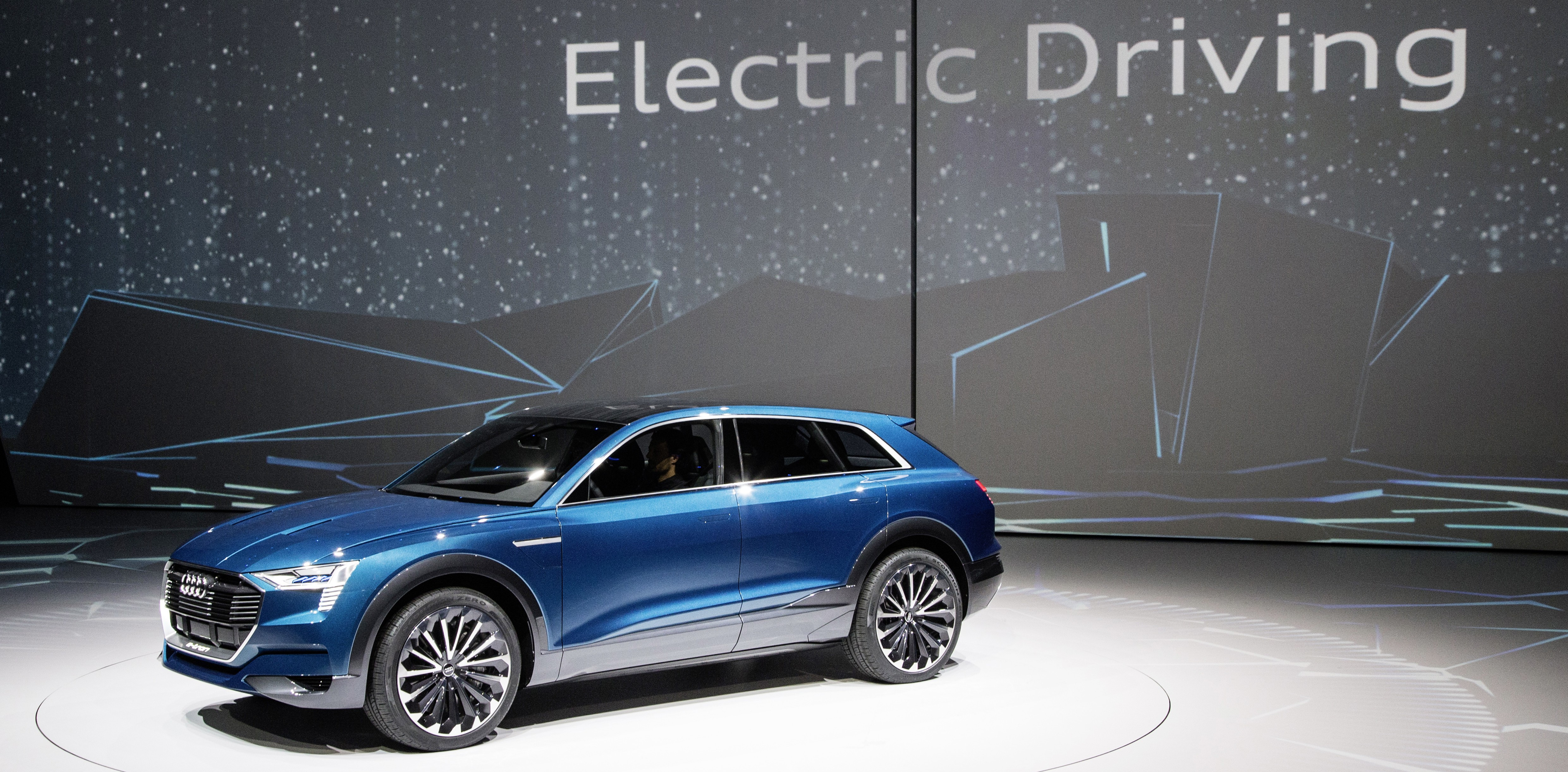 Audi Plans To Release An Electric Sports Car And Electric Compact After The  Quattro E Tron SUV