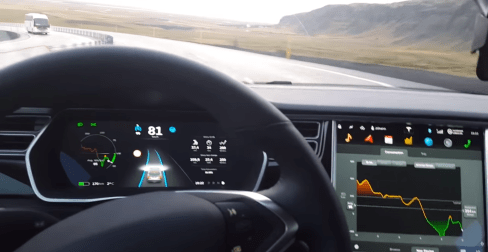 Autopilot in Iceland https://www.youtube.com/watch?v=8OduUcdU_yc
