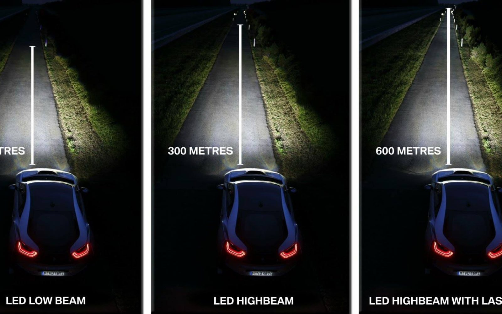 Bmw I8 S Quot Laser Headlights Quot Will Be Available For The