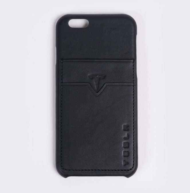 Tesla iphone case 1