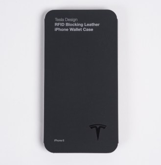 Tesla iphone case 2