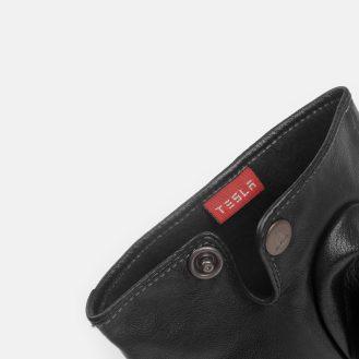 Tesla leather gloves 3