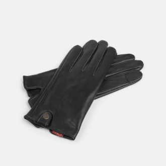 Tesla leather gloves 4