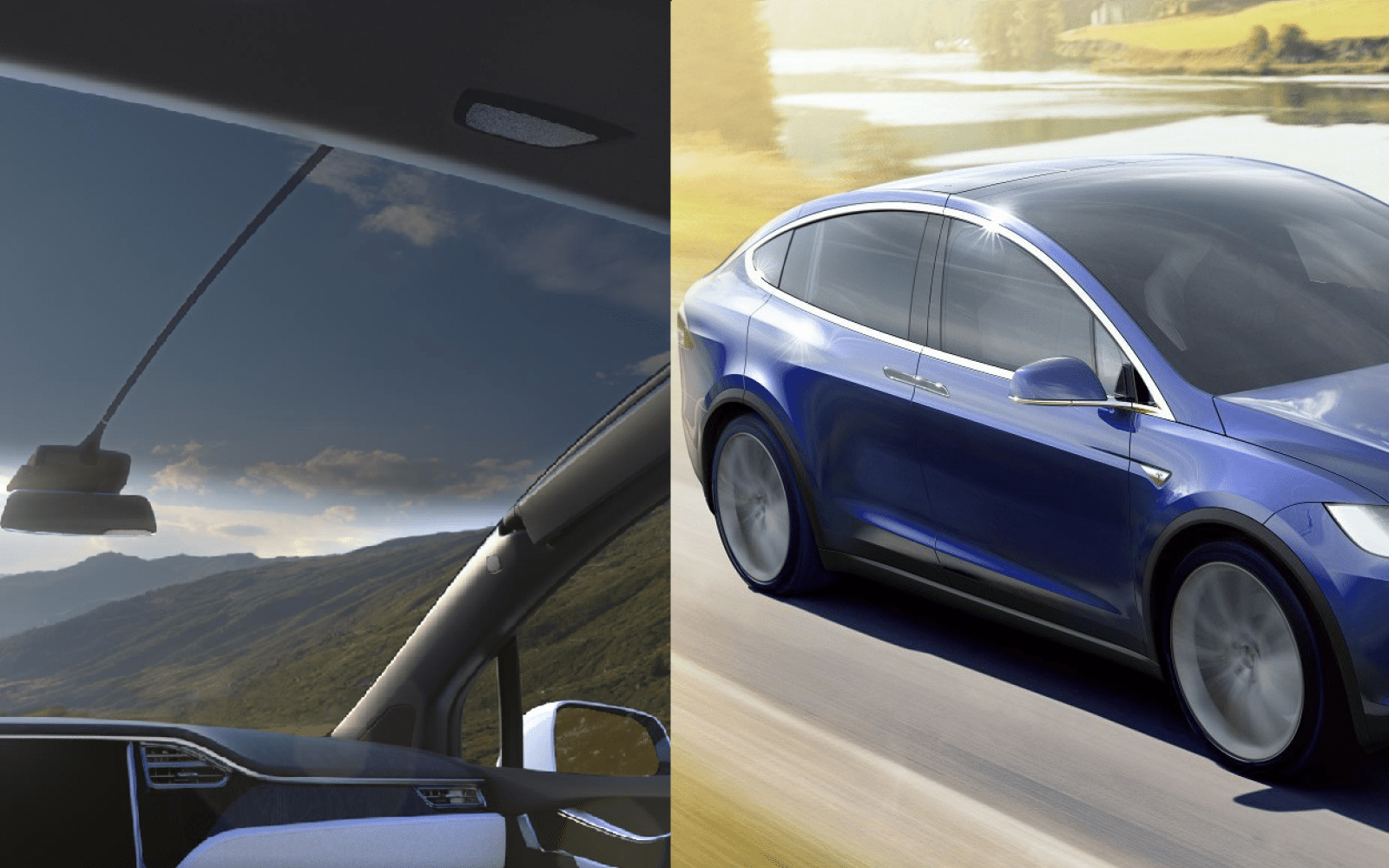 Meet The Maker Of The Tesla Model X S Quot Big Sky Quot Panoramic
