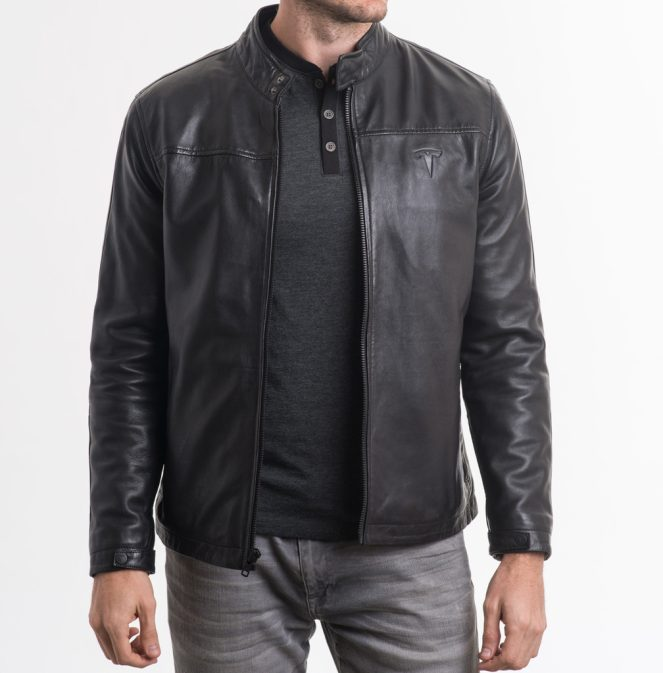 Men's Modena Leather Jacket 1