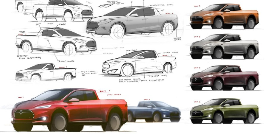 Tesla Pickup   Electrek Tesla should unveil its electric pickup truck and open reservations right  away for the sake of the US auto industry