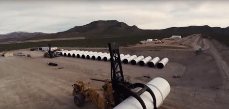 HT hyperloop nevada