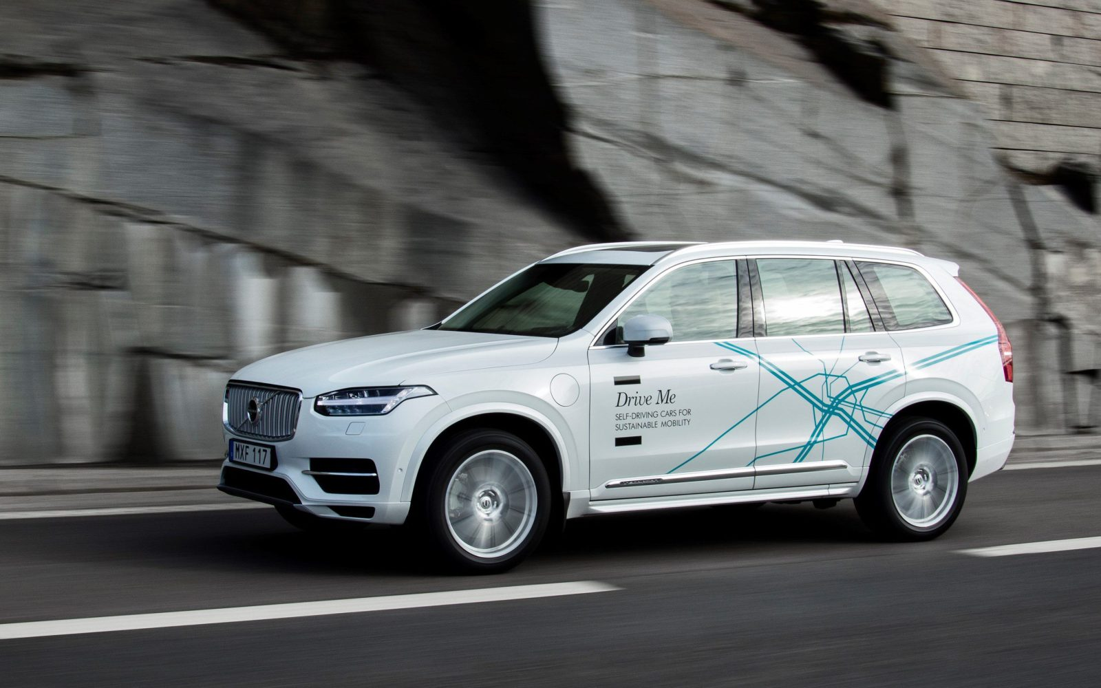 volvo and autoliv announce a joint venture to develop