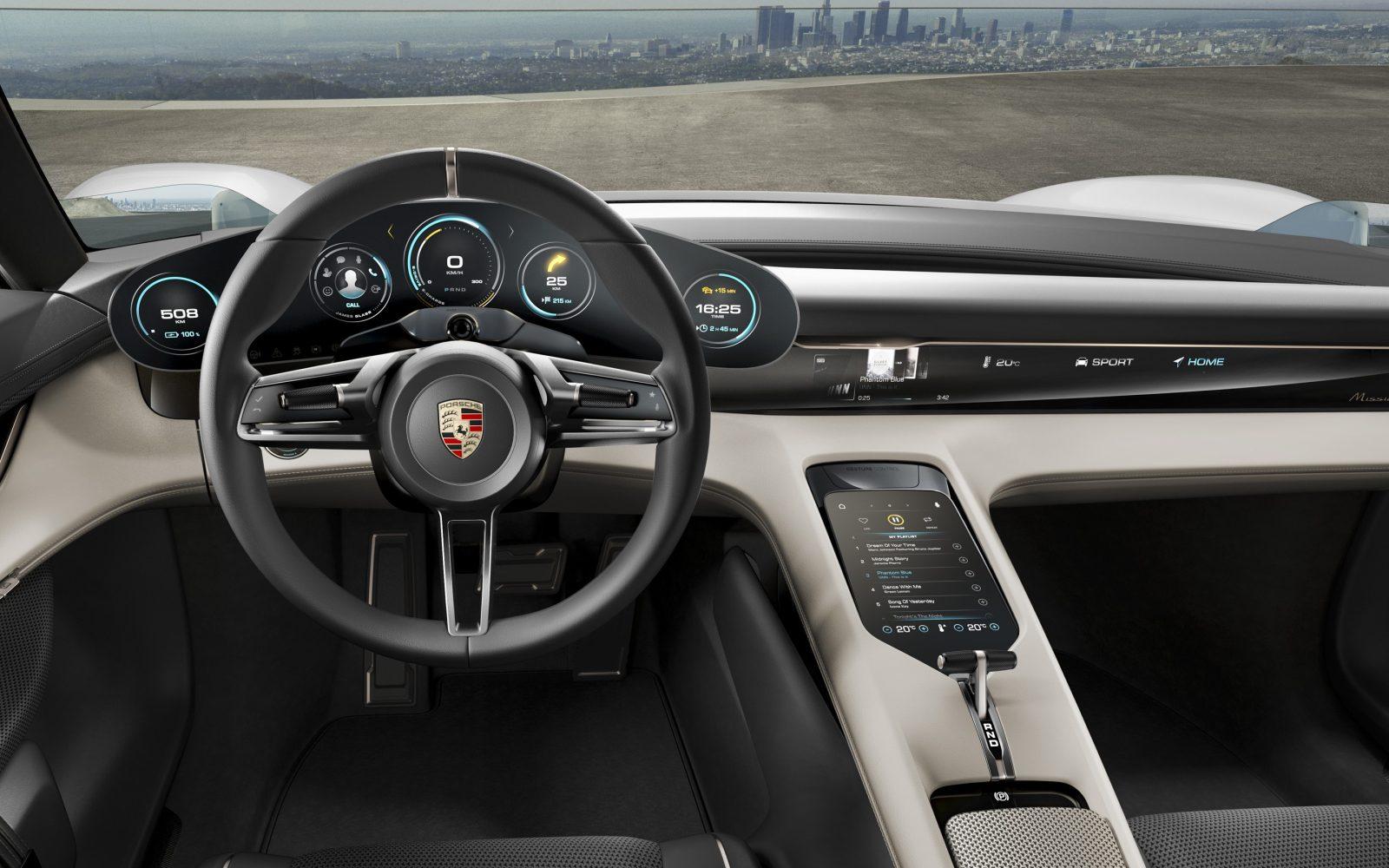 Tesla Hires The Interior Designer Of Porsche S All