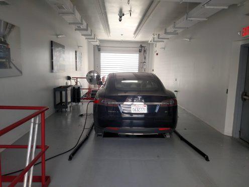 Tesla battery swap dirtyfries 4