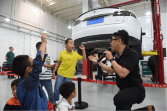 tesla open day china 3