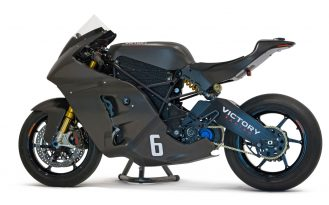 Victory RR electric motorcycle 3