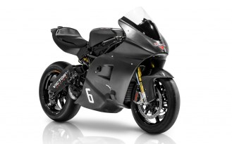 Victory RR electric motorcycle 4
