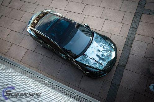 zombie Tesla Model S 11