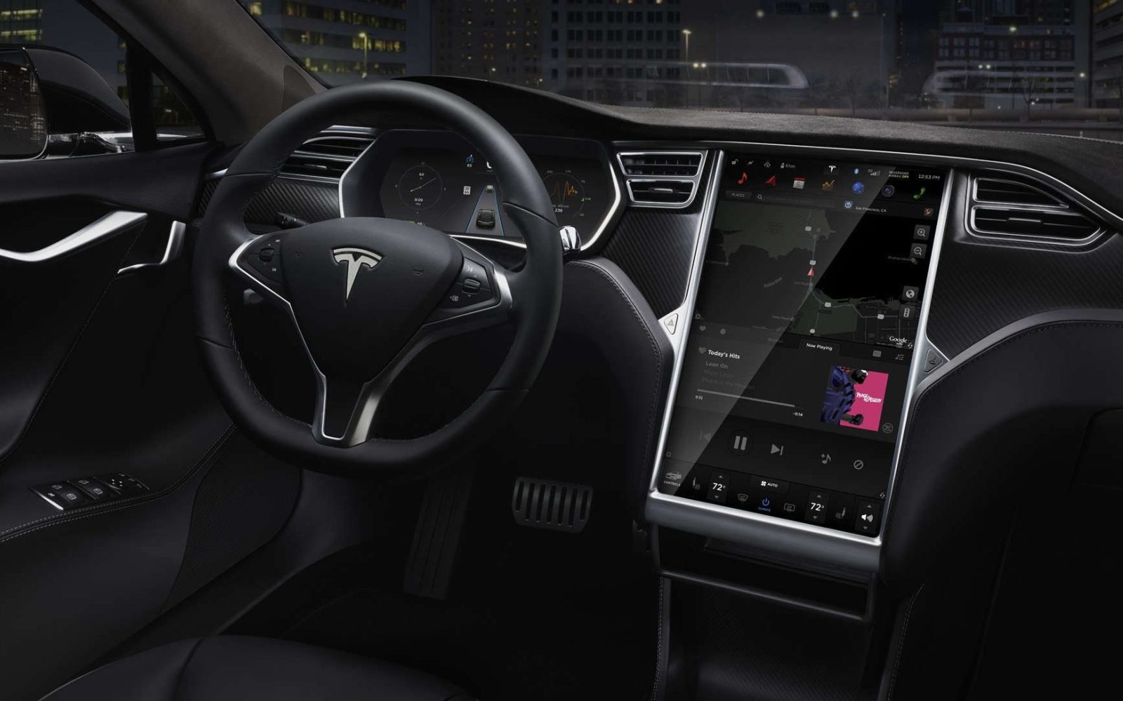 Tesla's full list of new features enabled with software updates is a